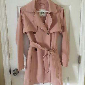 2019 best sell outlet on sale online sale Abercrombie & Fitch Classic Drapey Trench Coat